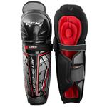 CCM JetSpeed FT370 Hockey Shin Guards [JUNIOR]