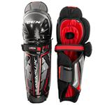 CCM JetSpeed FT1 Hockey Shin Guards [SENIOR]