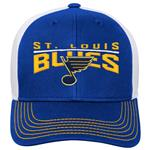Adidas St. Louis Blues Winger Youth Hat