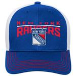 Adidas New York Rangers Winger Youth Hat