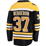 Fanatics Boston Bruins Replica Home Jersey - Patrice Bergeron - Adult