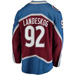Fanatics Colorado Avalanche Replica Jersey - Gabriel Landeskog - Adult
