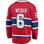 Fanatics Montreal Canadiens Replica Jersey - Shea Weber - Adult