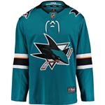 Fanatics San Jose Sharks Replica Home Jersey [ADULT]
