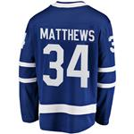 Fanatics Toronto Maple Leafs Replica Home Jersey - Auston Matthews - Adult