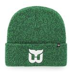 47 Brand Brain Freeze Cuff Knit Hat - Hartford Whalers