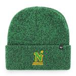 47 Brand Brain Freeze Cuff Knit Hat - Minnesota North Stars