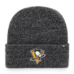 47 Brand Brain Freeze Cuff Knit Hat - Pittsburgh Penguins