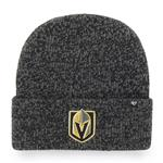 47 Brand Brain Freeze Cuff Knit Hat - Vegas Golden Knights