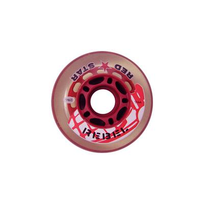 Red Star Wheels Rebel Inline Wheel