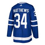 Adidas Toronto Maple Leafs Auston Matthews Authentic NHL Jersey [ADULT]