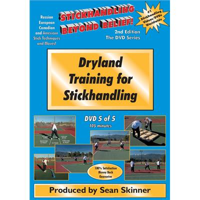 Stickhandling Beyond Belief DVD - Individual Volumes