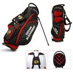 Chicago Blackhawks Fairway Golf Stand Bag