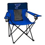 St. Louis Blues Elite Fold Out Chair