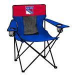 New York Rangers Elite Fold Out Chair