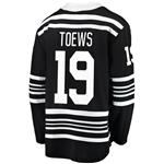 Fanatics Chicago Blackhawks 2019 Winter Classic Replica Jersey - Jonathan Toews - Adult