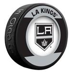 InGlasco NHL Retro Hockey Puck - Los Angeles Kings
