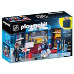 Playmobil NHL Locker Room Set