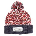 CCM Holiday Knit Hat - Adult