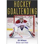 Human Kinetics Hockey Goaltending Book