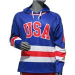 USA Hockey Miracle Hoody - Adult