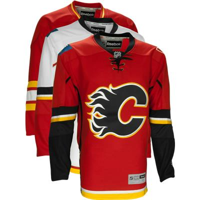 Reebok Calgary Flames Premier Jersey