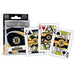 NHL Playing Cards - Boston Bruins