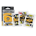 NHL Playing Cards - Pittsburgh Penguins