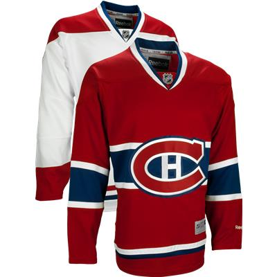 Reebok Montreal Canadiens Premier Jersey