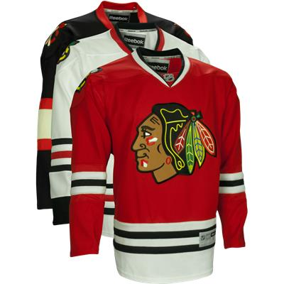 Reebok Chicago Blackhawks Authentic Jersey