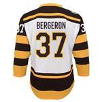 Adidas Boston Bruins 2019 Winter Classic Replica Jersey - Patrice Bergeron - Youth
