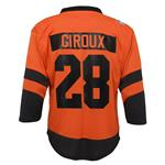 Adidas Philadelphia Flyers 2019 Stadium Series Giroux Replica Jersey - Youth