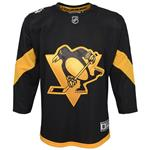 Adidas Pittsburgh Penguins 2019 Stadium Series Replica Jersey - Youth