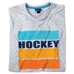 Bauer Hockey Stripe Short Sleeve Tee Shirt - Adult
