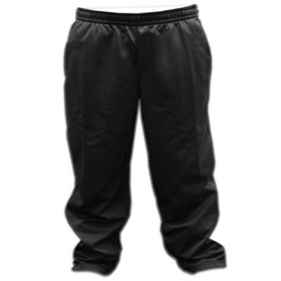 Warrior Plaited Fleece Zip Up Track Pants