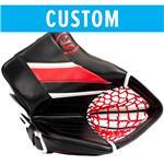 Warrior Custom Ritual GT2 Pro Goalie Catch Glove - Senior