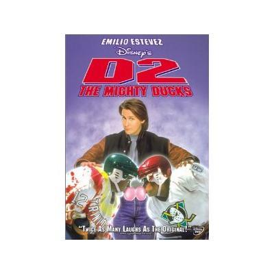 D2: The Mighty Ducks DVD