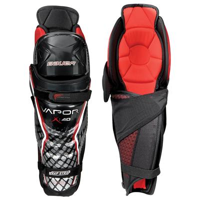 Bauer Vapor X:40 Shin Guards