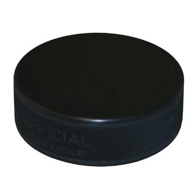 Sher-Wood Official Game Puck - Black 6oz
