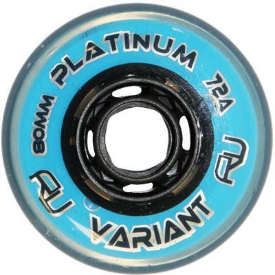 Revision Variant Platinum Inline Hockey Wheel 2010 Blue [XX-SOFT]