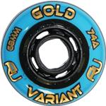 Revision Variant Gold Inline Hockey Wheel 2010 Blue [X-SOFT]