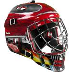 Franklin NHL Team SX COMP GFM 100 Street Hockey Goalie Mask [YOUTH]