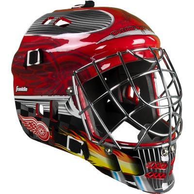 Franklin NHL Team SX COMP GFM 100 Street Hockey Goalie Mask