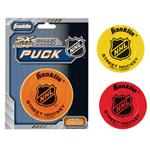 Franklin Street Hockey Puck