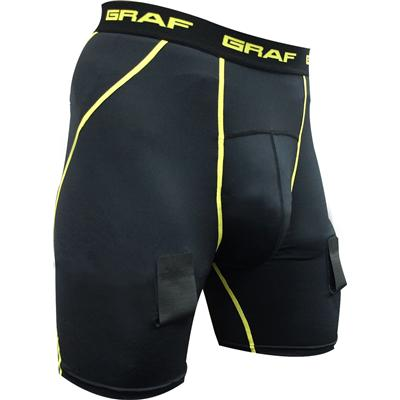 Graf Compression Jock Shorts w/Cup