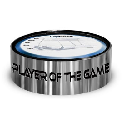 Player Of The Game Puck Holder