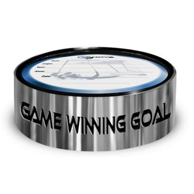 Game Winning Goal Puck Holder