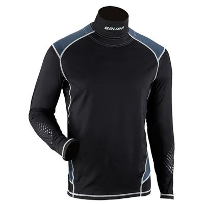 Bauer Premium Long Sleeve Integrated Neck Top
