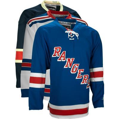 Reebok New York Rangers Premier Jersey