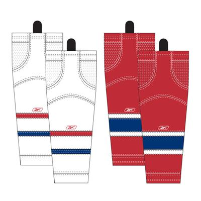 Reebok Montreal Canadiens Edge SX100 Hockey Socks